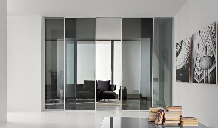 porta scorrevole, arredamento d' interno, porte di design, porte colorate
