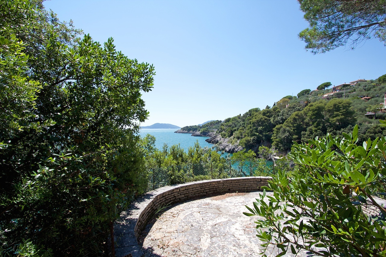 villa in lerici sea 009
