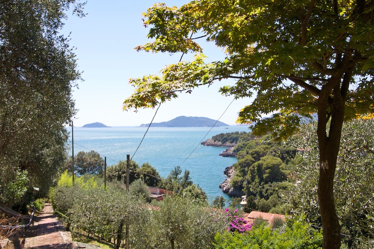 villa in lerici sea 018
