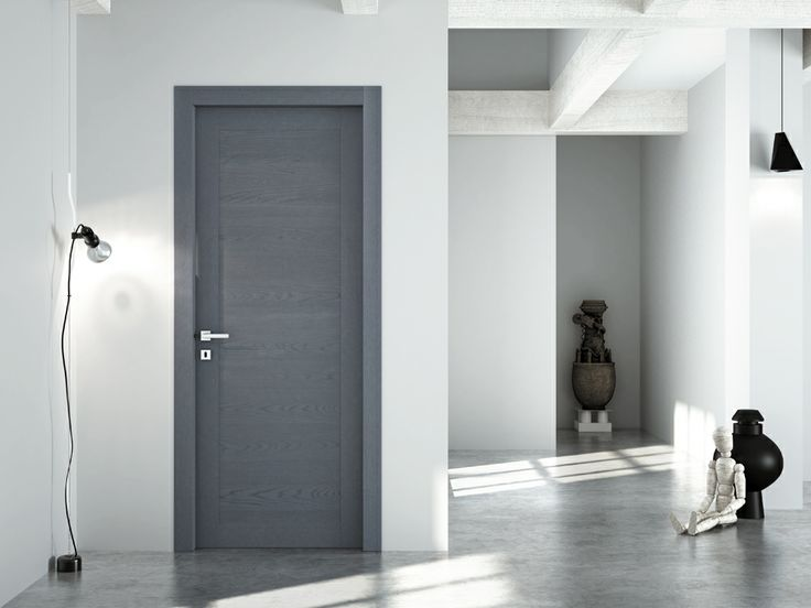 arredamento d' interno, porte di design, porte colorate
