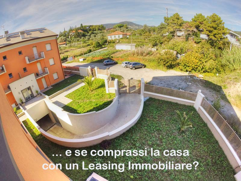 leasing immobiliare rent to buy mutuo
